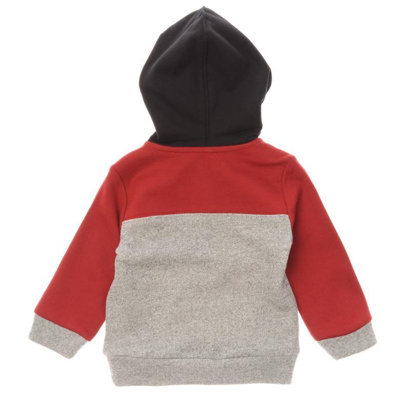 Erkek Bebek Kapşonlu Sweatshirt 1721691100