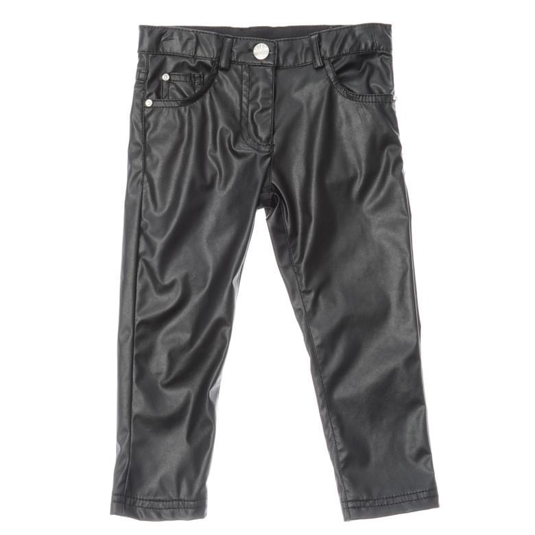 Kız Çocuk Deri Pantolon 1722159100