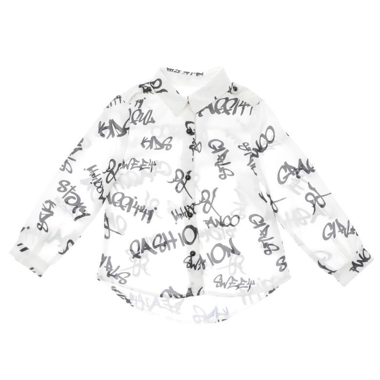Kız Çocuk Gömlek 1722261100