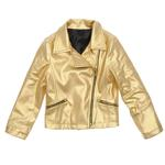 Kız Çocuk Deri Ceket 1722406100