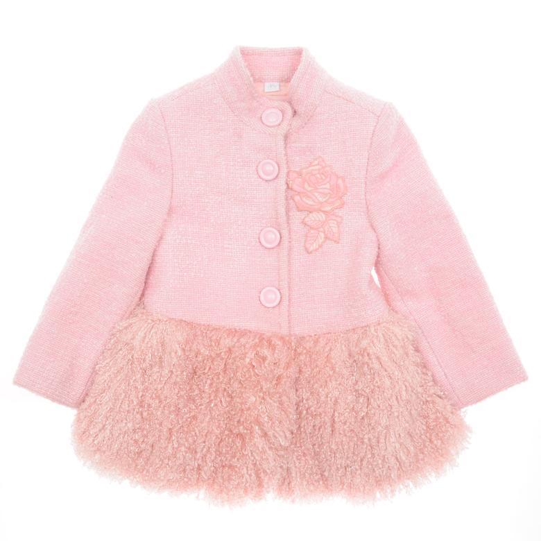 Kız Çocuk Manto 1724053100