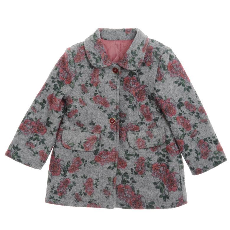 Kız Çocuk Manto 1724056100