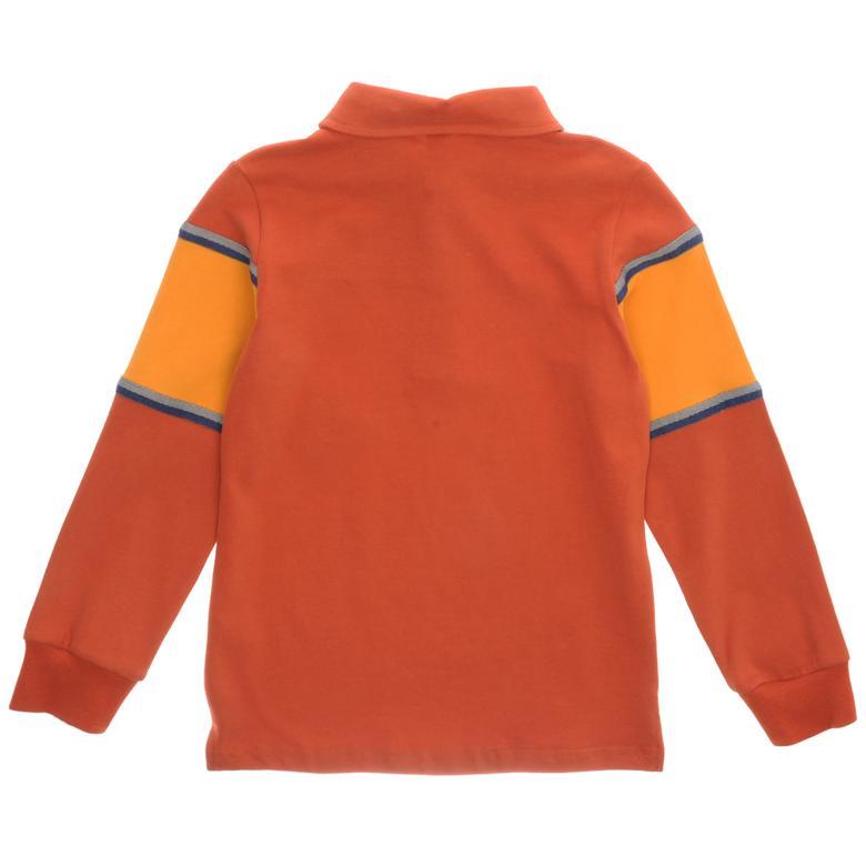 Yakalı Sweatshirt 1621609100