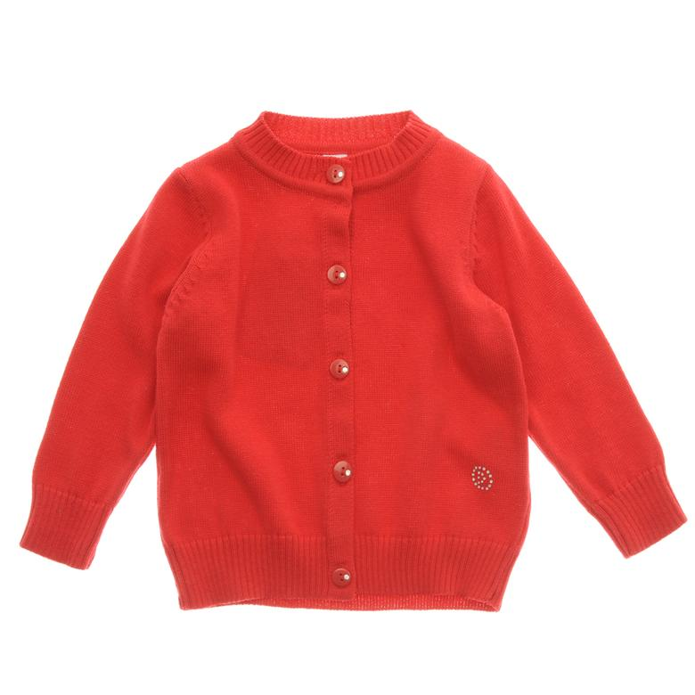 Kız Bebek Basic Triko Hırka 1623490100