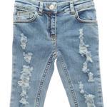 Kız Çocuk Denim Pantolon 1712157100