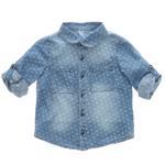 Kız Çocuk Denim Gömlek 1712251100