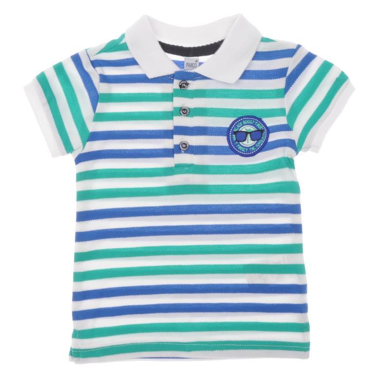 Erkek Bebek Pike T-shirt 1810890100