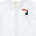 Erkek Çocuk Uzun Kollu Gömlek 1811251100