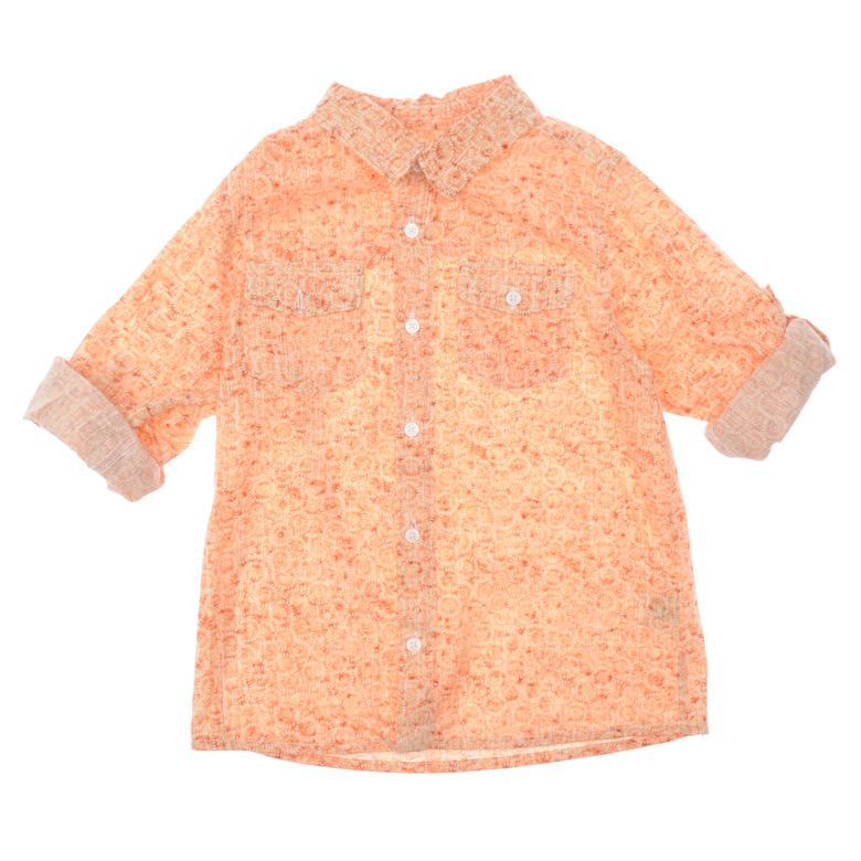 Erkek Çocuk Uzun Kollu Gömlek 1811255100