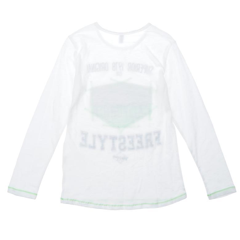 Erkek Çocuk Uzun Kollu T-shirt 1811605100