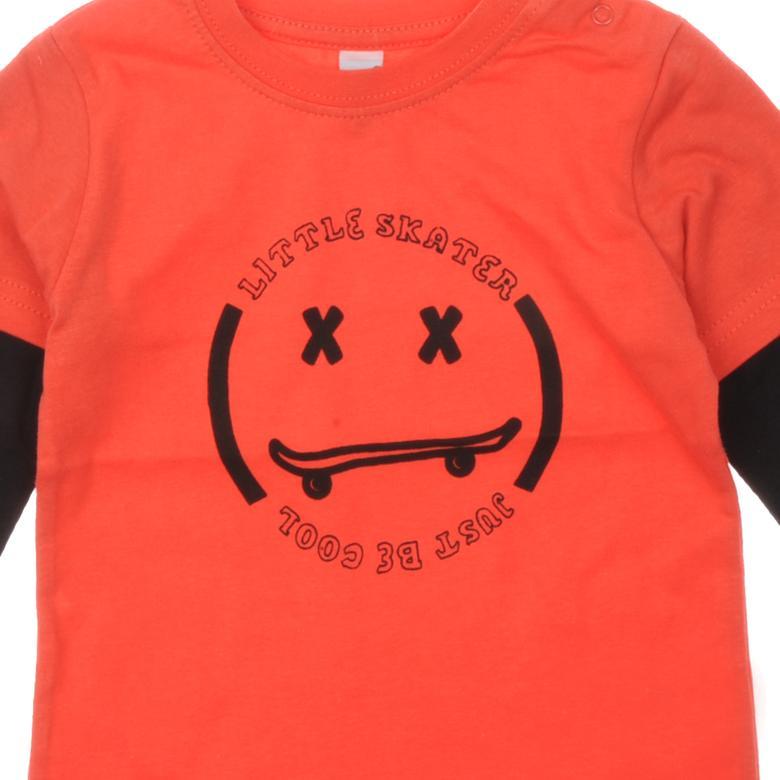 Uzun Kollu T-shirt 1811690100