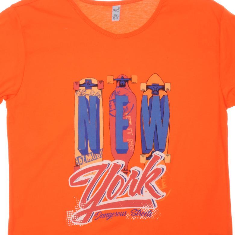 V Yaka T-Shirt 1811718100