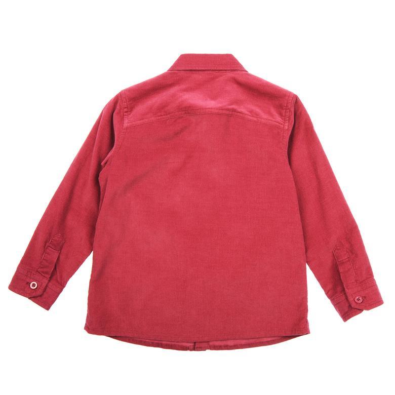 Erkek Çocuk Kadife Gömlek 1521239100