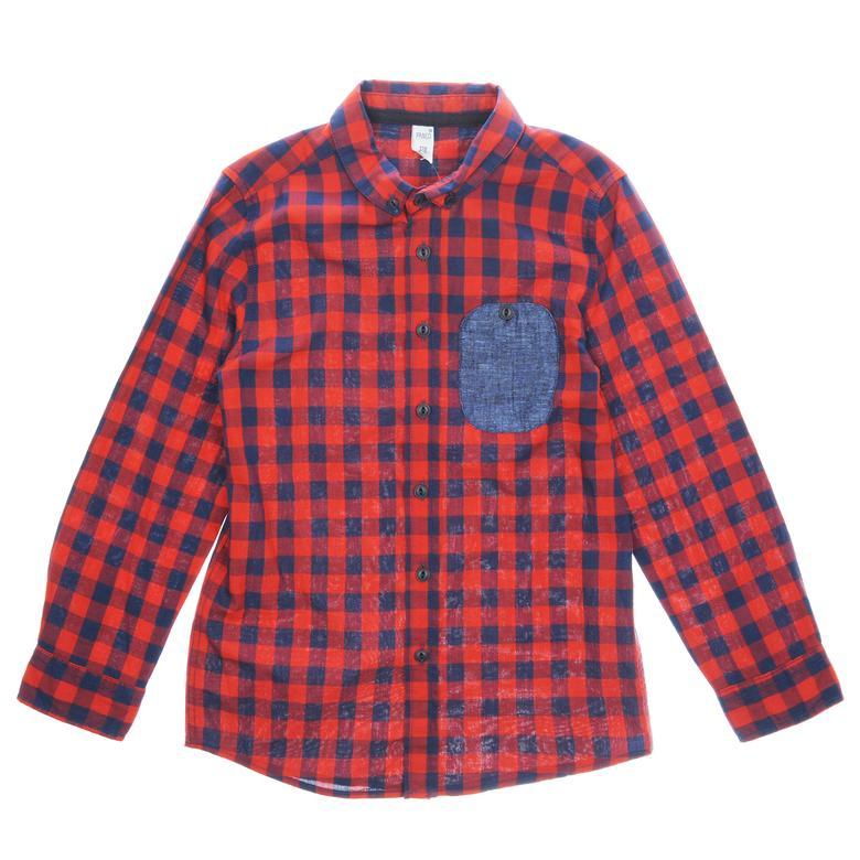 Erkek Çocuk Gömlek 1521222100