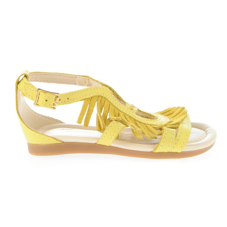 Kız Bebek Sandalet 1614206107