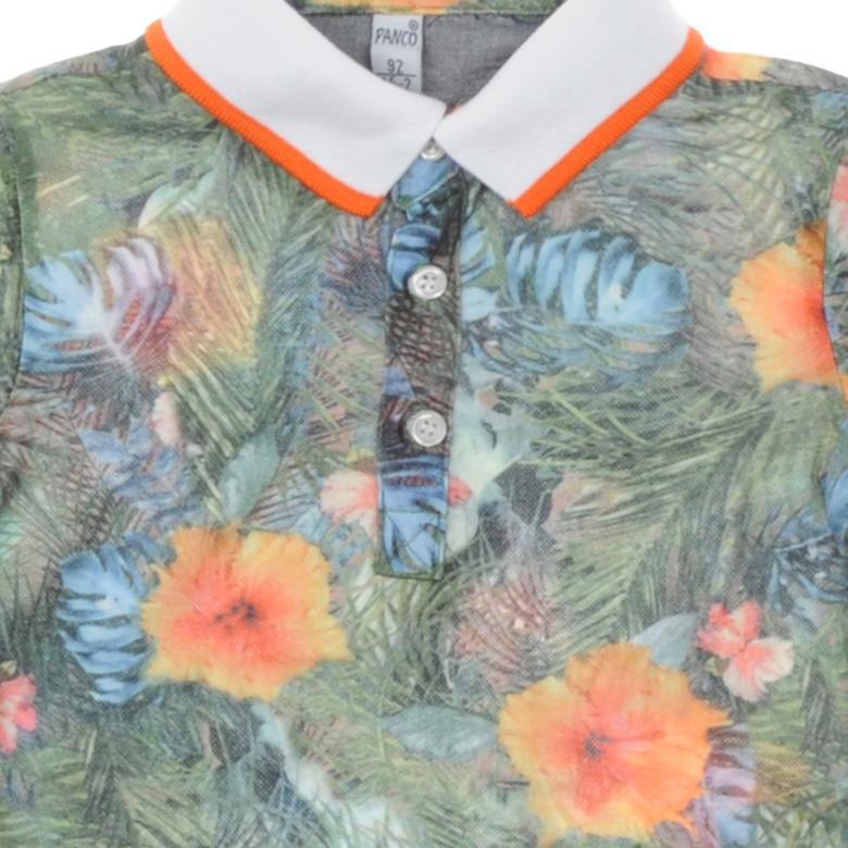 Erkek Çocuk Pike T-shirt 1810850100