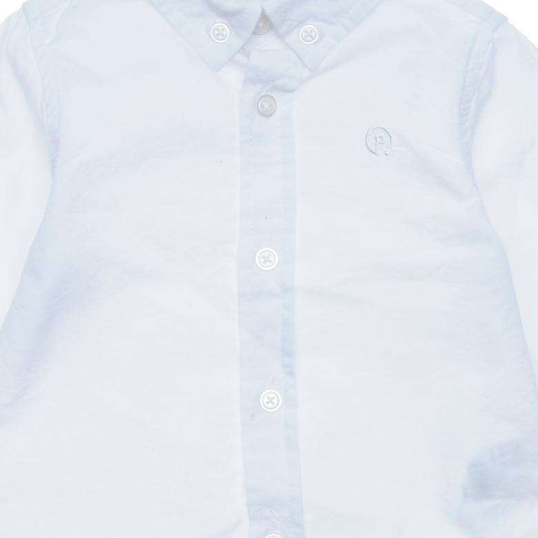 Erkek Bebek Basic Oxford Gömlek 9931292100