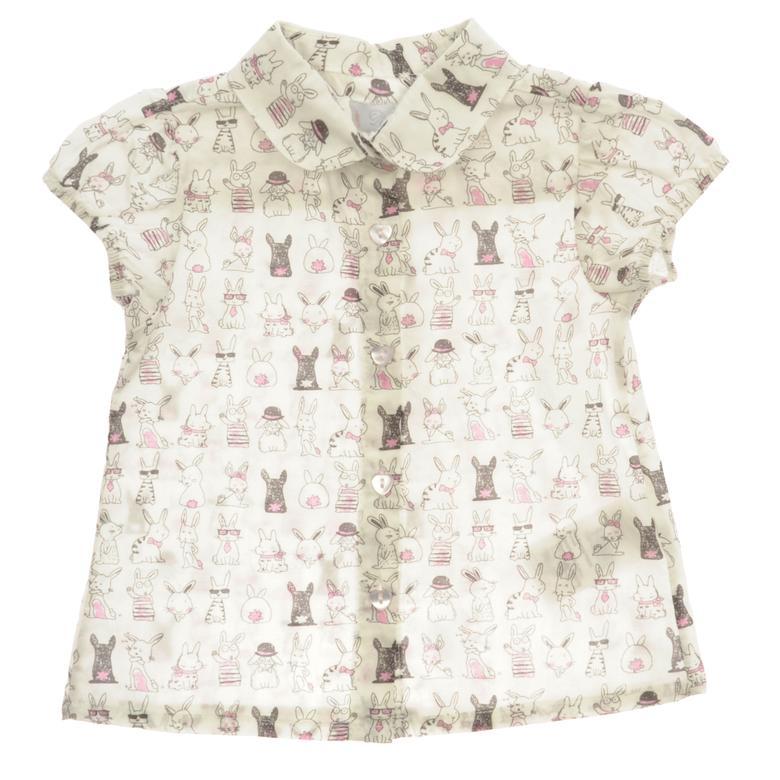 Kız Bebek Gömlek 1712293100