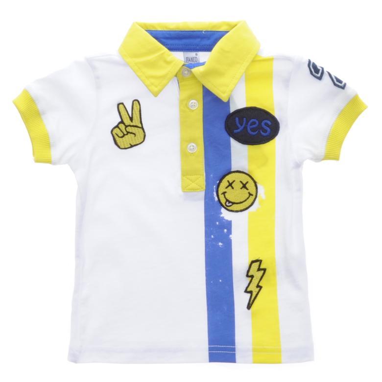 Erkek Bebek Yakalı T-Shirt 1711772100