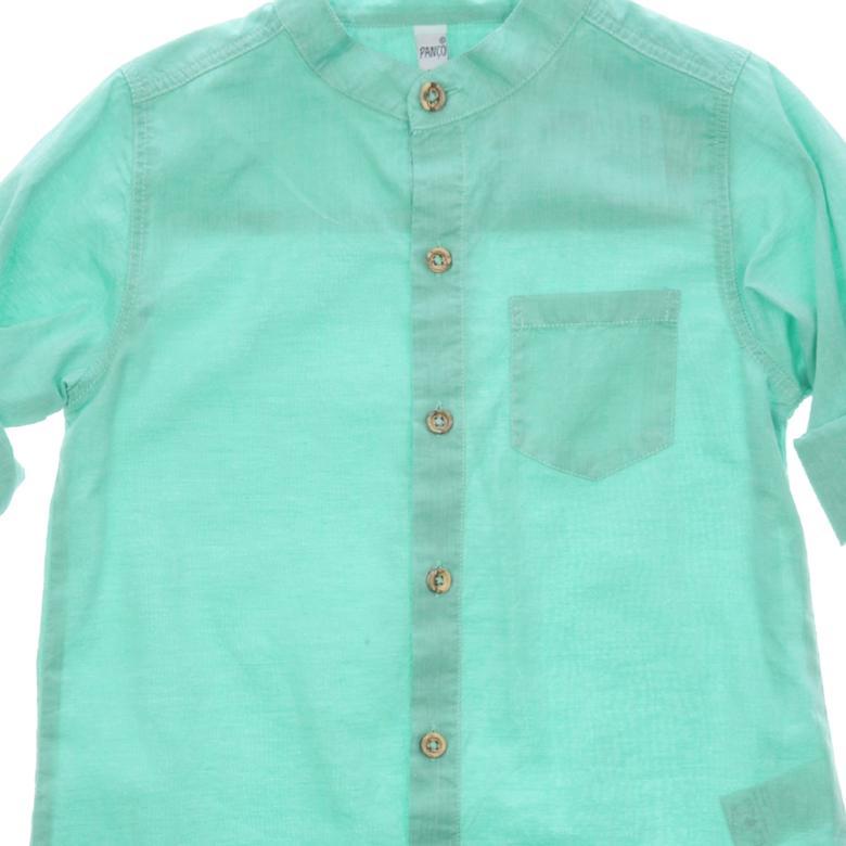 Erkek Çocuk Uzun Kollu Gömlek