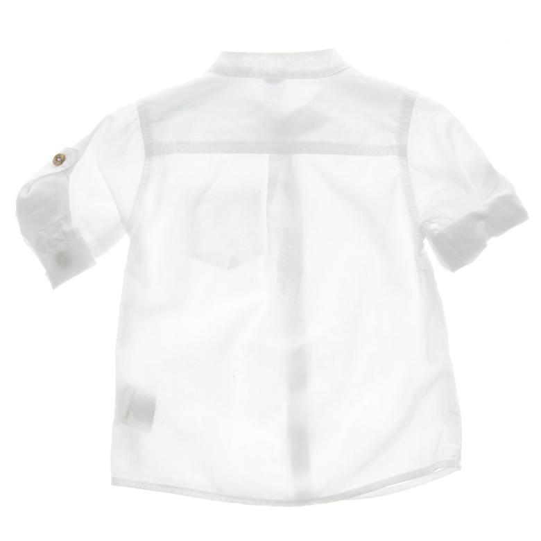 Erkek Bebek Uzun Kollu Gömlek 1611296100