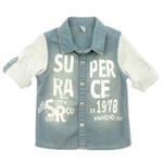 Erkek Bebek Denim Gömlek 1611280100