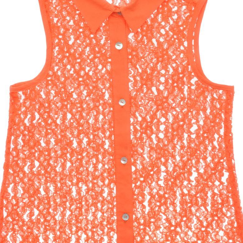 Kız Çocuk Gömlek 1612205100
