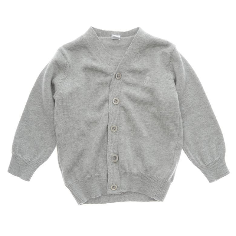 Erkek Bebek Basic Triko Hırka 1620984100