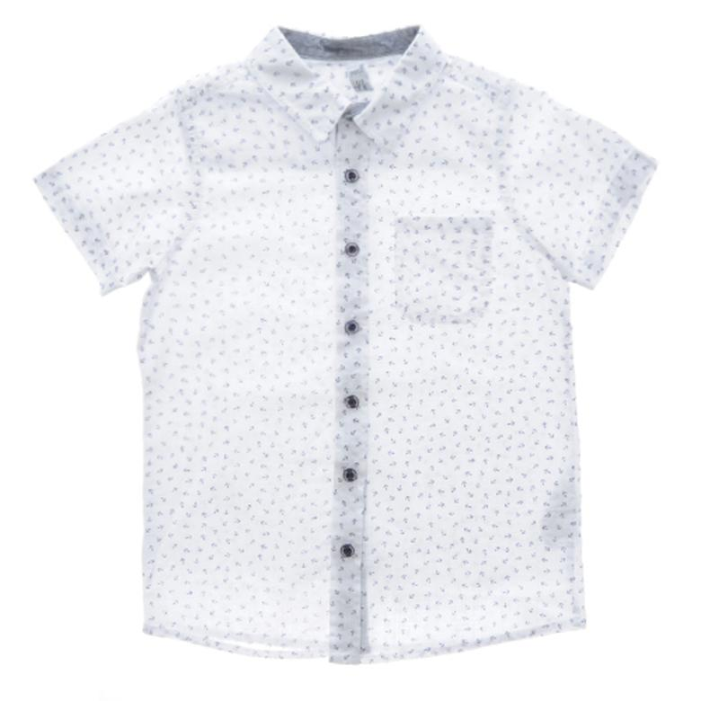 Erkek Çocuk Kısa Kollu Gömlek 1711203100