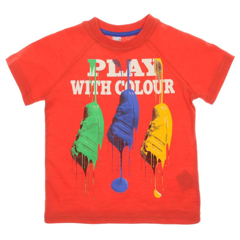 Erkek Çocuk T-Shirt 1711749100