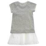 Kız Çocuk Örme Elbise 1712619100