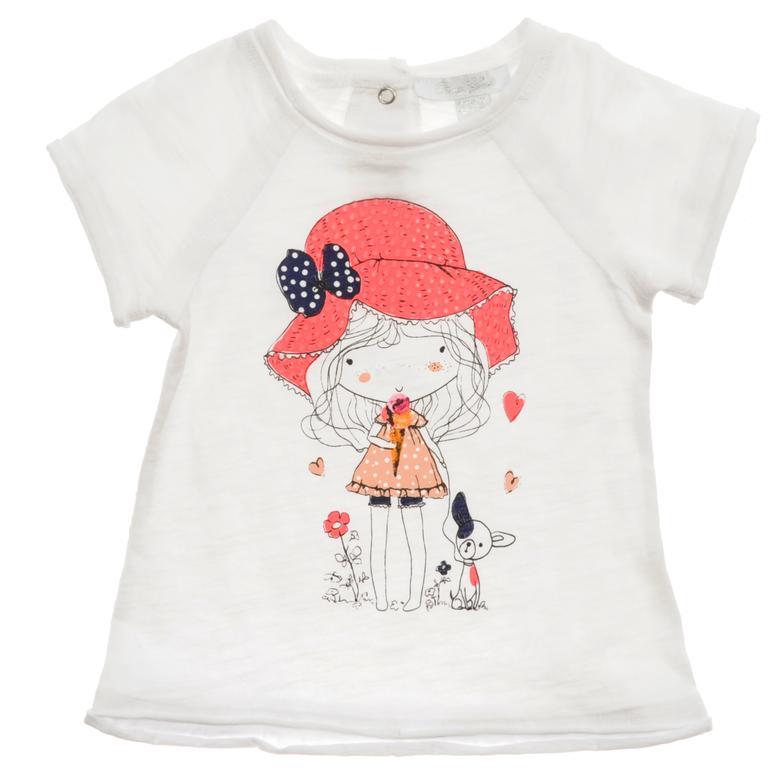 Kız Bebek T-Shirt 1713092100