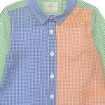 Erkek Bebek Uzun Kollu Gömlek 1811297100