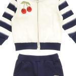 Kız Bebek Eşofman Takımı 1714191100
