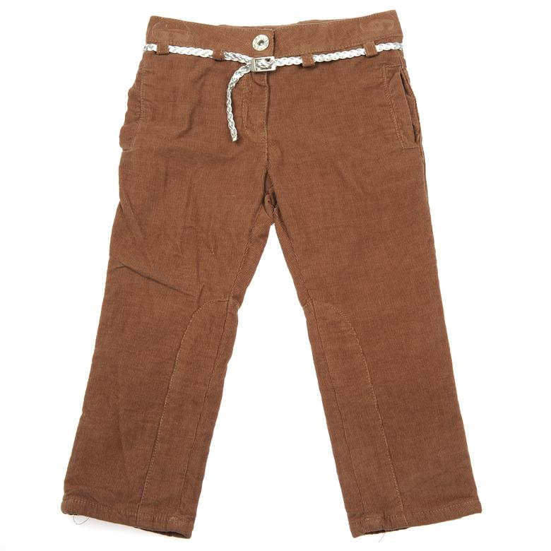 Kız Çocuk Kadife Pantolon 1522151100