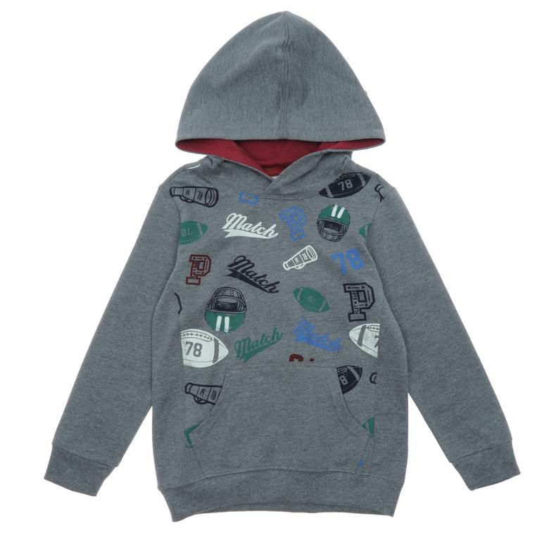 Erkek Çocuk Kapşonlu Sweatshirt 18216012100