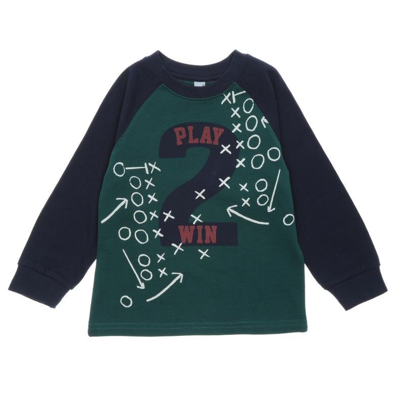 Erkek Çocuk Uzun Kollu T-shirt 18216056100