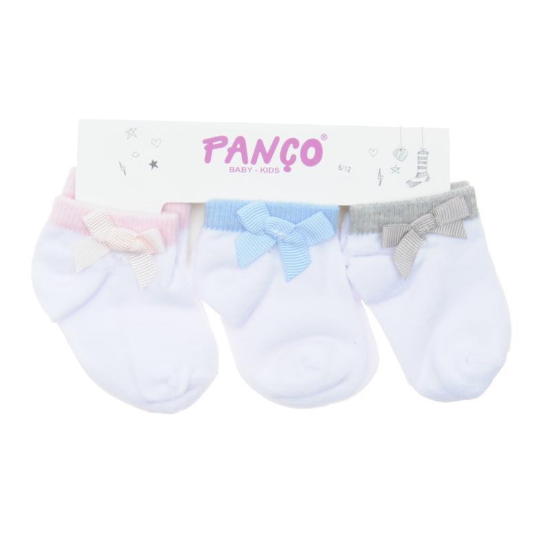 Kız Bebek 3 lü Çorap 18236000194
