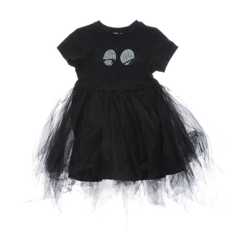 Kız Çocuk Örme Elbise 18226057100