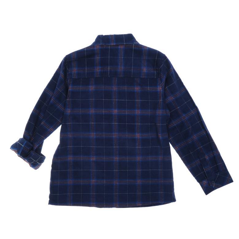 Erkek Çocuk Kadife Gömlek 18212009100