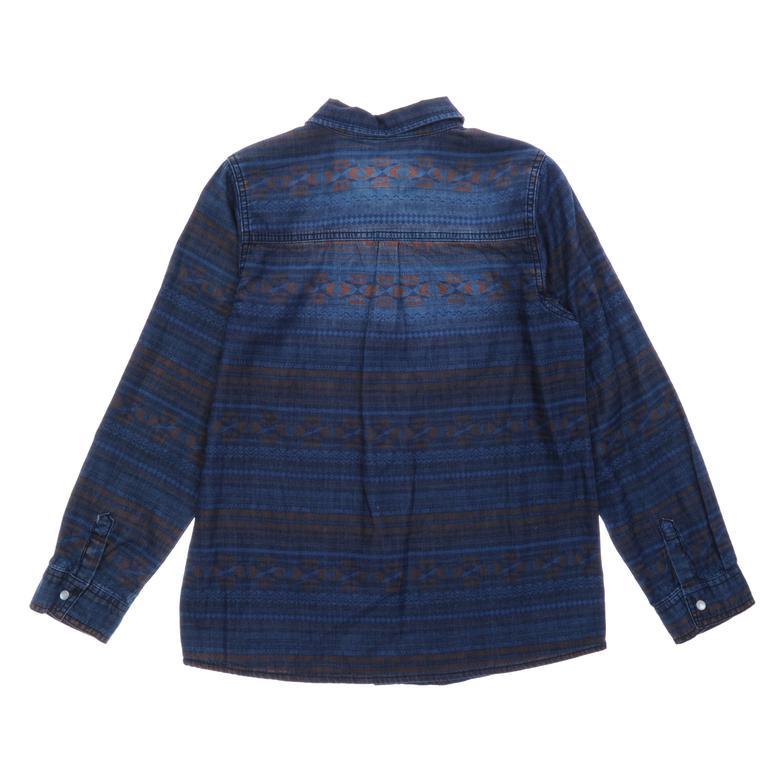 Erkek Çocuk Denim Gömlek 1721212100