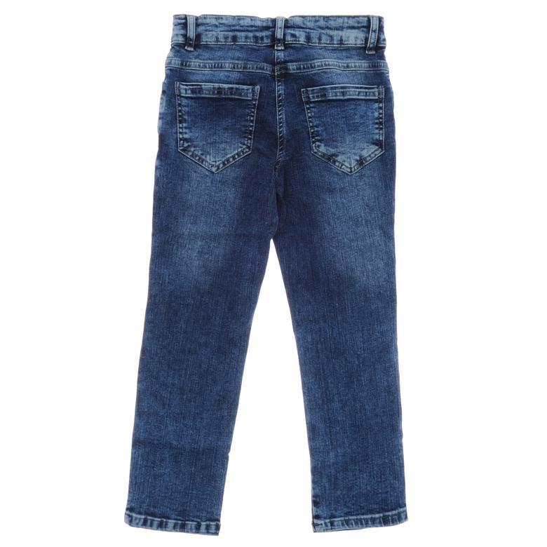 Kız Çocuk Denim Pantolon 18221001100