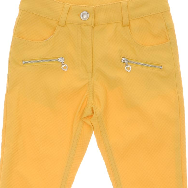 Kız Çocuk Deri Pantolon 1722166100
