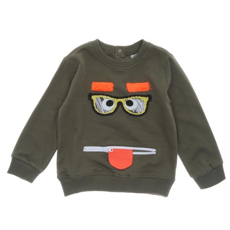 Erkek Bebek Sweatshirt 18216075100