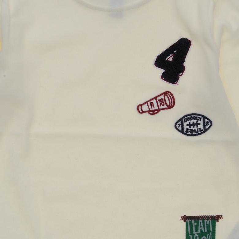 Erkek Çocuk Uzun Kollu T-shirt 18216055100