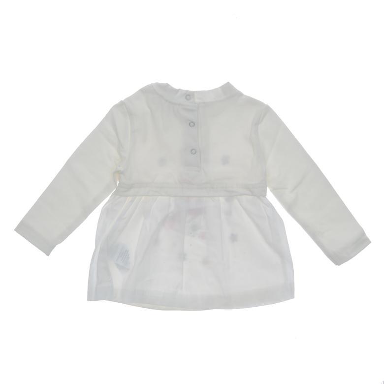 Kız Bebek Uzun Kollu T-shirt 18230090100