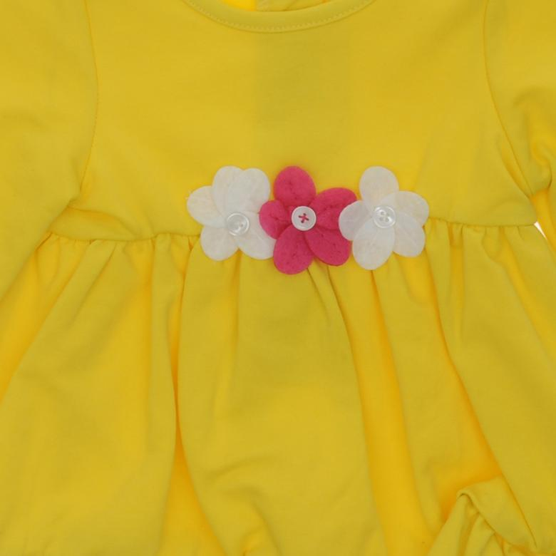 Kız Bebek Örme Elbise 18226091100