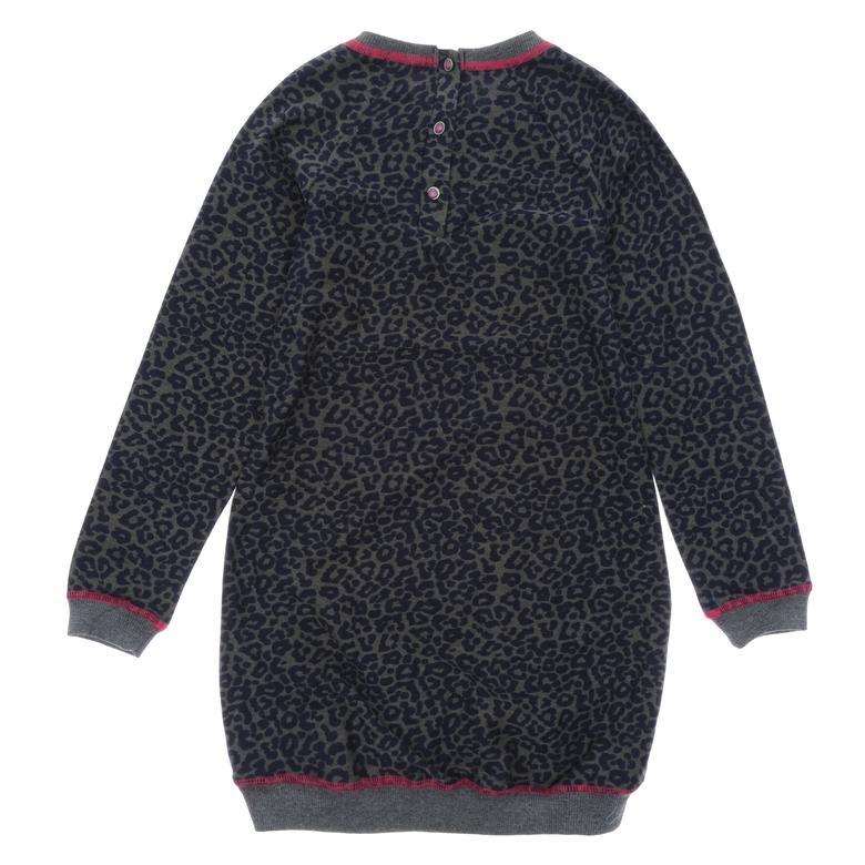 Kız Çocuk Örme Elbise 1722619100