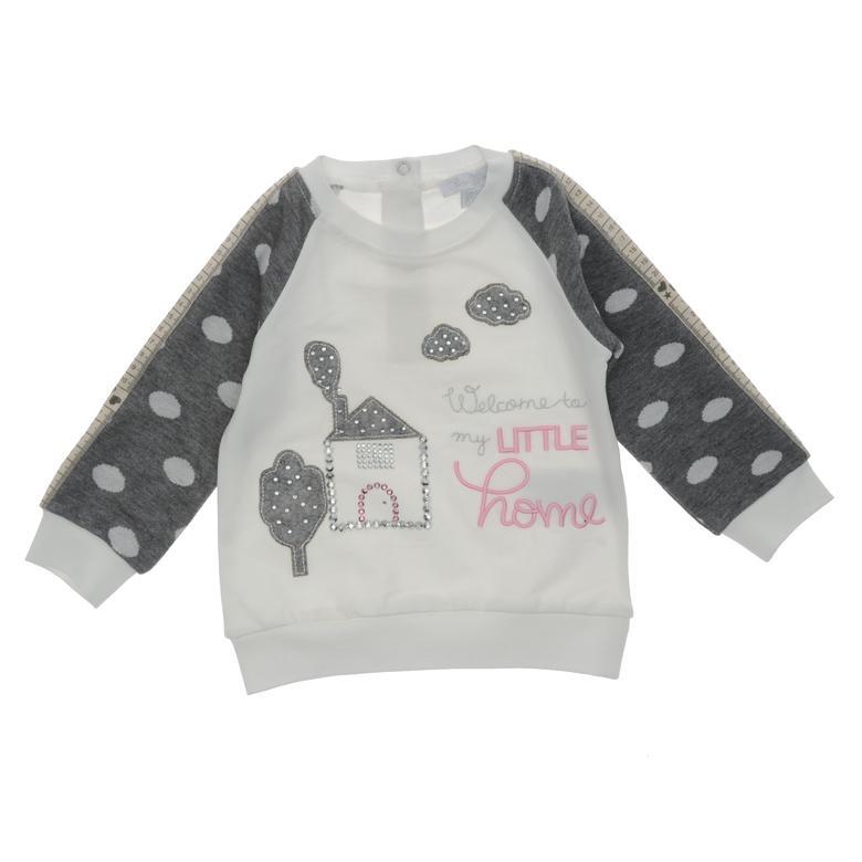 Kız Bebek Sweatshirt 18231093100