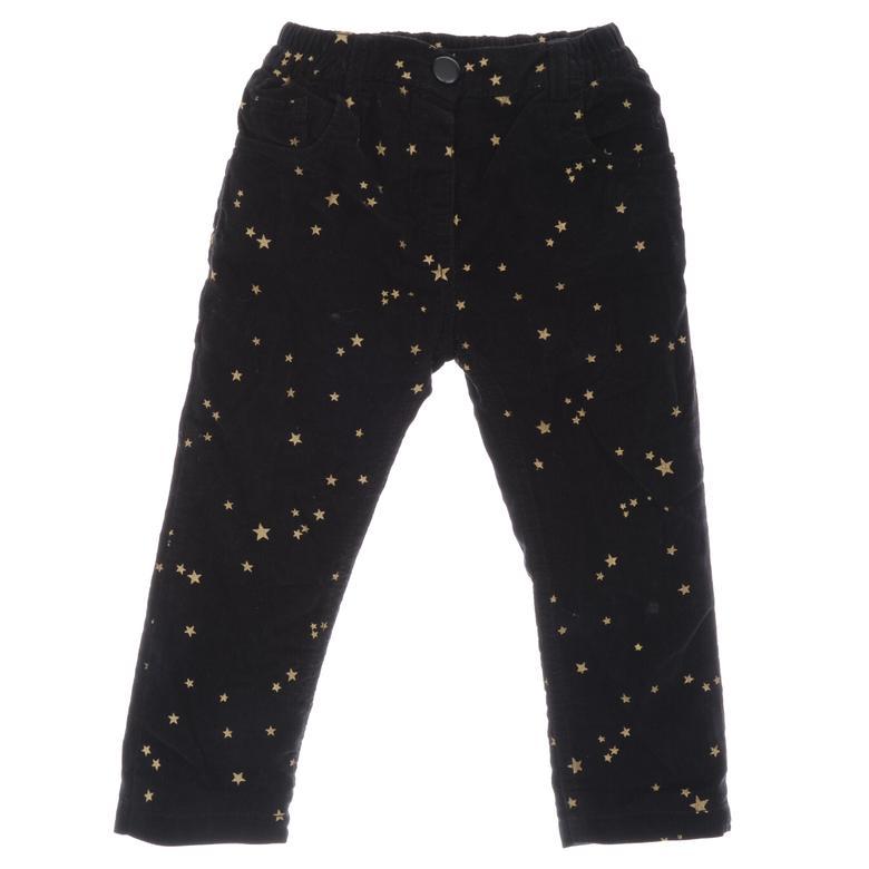 Kız Bebek Kadife Pantolon 1722196100